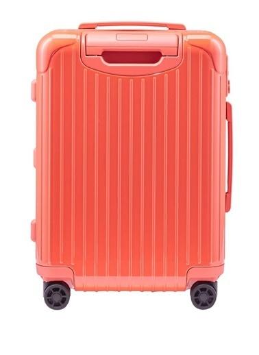Rimowa Rimowa Essential Cabin Turuncu Bavul 101616623 Pembe